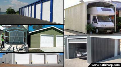 Garage pour voiture, outillage, ou bricolage!