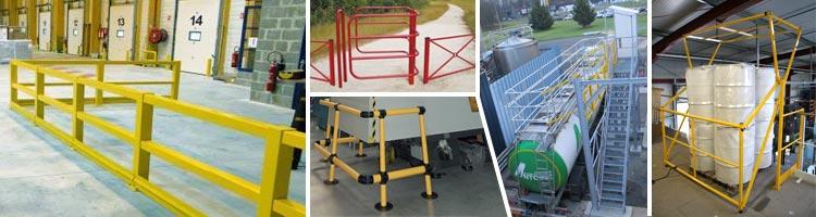 barrières  de sécurités