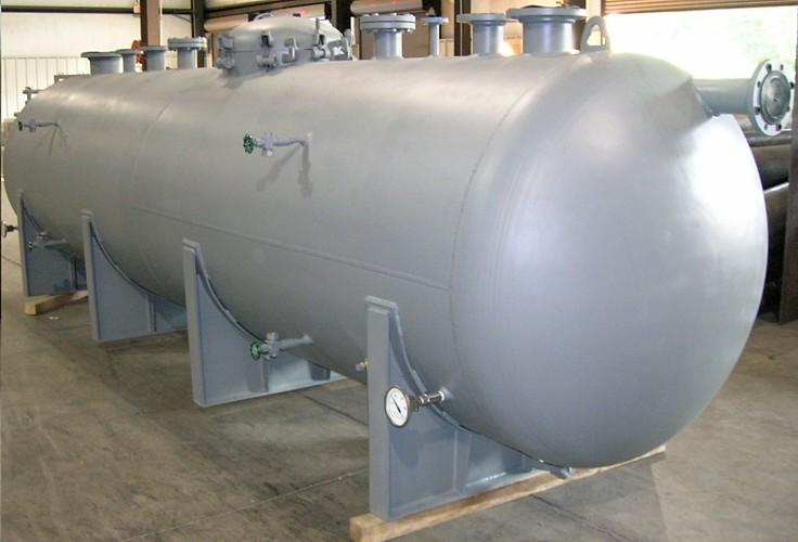 Fabrication d'équipement sous pression ESP