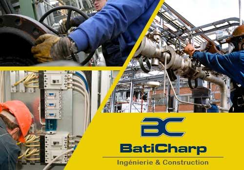 Maintenance industrielle en Algérie
